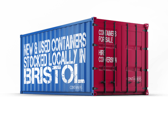 Shipping Containers in Bristol